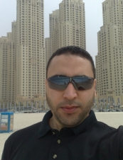HUSSAM ELDIN from UAE 39 y.o.