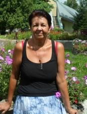 Irina from Ukraine 57 y.o.