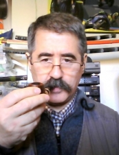 Germano from Italy 67 y.o.