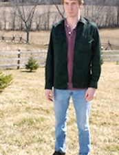 Gordon from Canada 36 y.o.
